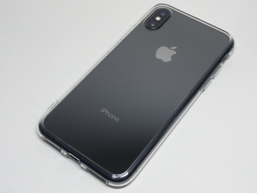 iPhone XS ray-out ハイブリッドケース