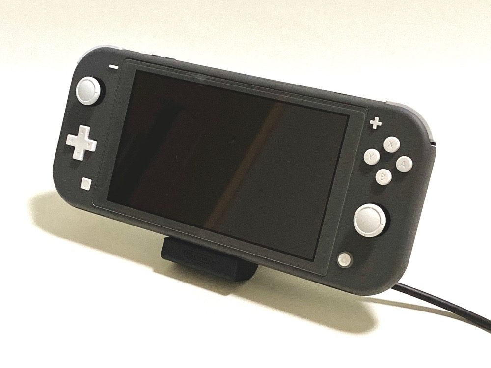 Nintendo Switch Lite 純正スタンド