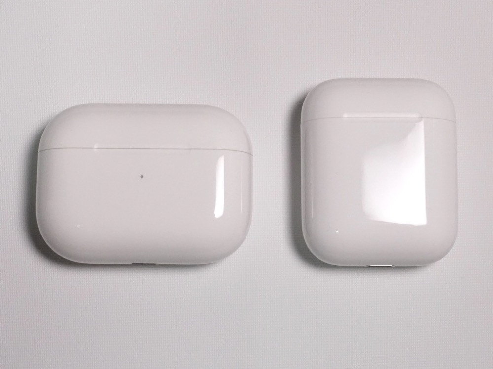 AirPods Pro AirPodsとの比較