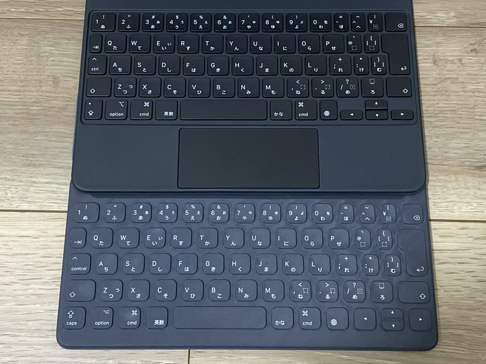iPad Pro 11用 Magic Keyboard